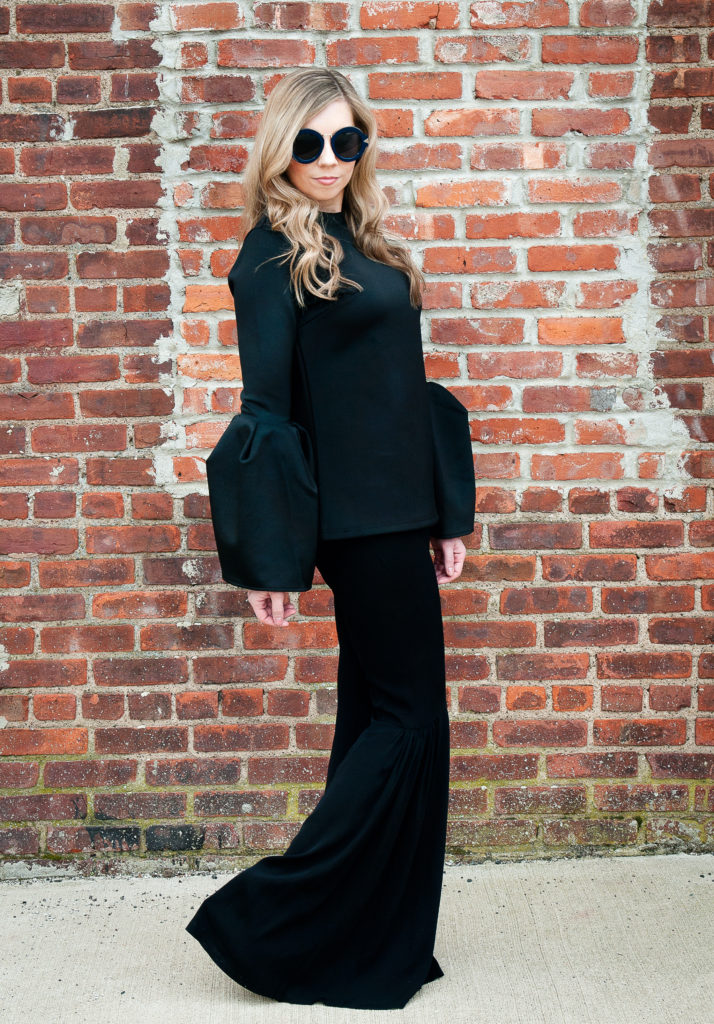 Make a statement with bell sleeves kelly dillon kelly dillon